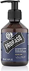 PRORASO Bart Shampoo AZUR LIME, 200 ml