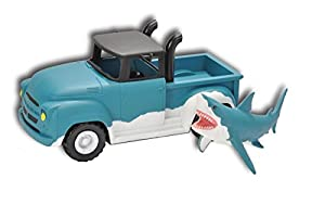 Wild Republic Europe 20644 Wild Republic Adventure Truck Shark, Hot Rod, Regalos para niños, 40 cm, Multi