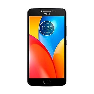 Motorola Moto E4 Plus (Dual Sim) 3GB RAM SIM-Free Smartphone - Iron Gray