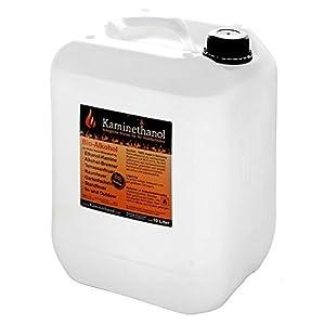 Kaminethanol (auch bekannt als Bioethanol, Bioalkohol oder Bio Ethanol) ist ein äußerst hochwertiges 100% Ethanol. Die Herstellung erfolgt nach bester Tradition in unseren Bioethanol-Anlagen in Sachsen und Sachen-Anhalt, die zu den modernsten Europas...