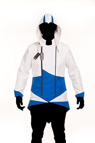 Assassin Creed 3 Connor Costume - WitBuy - Sweat à capuche - Femme