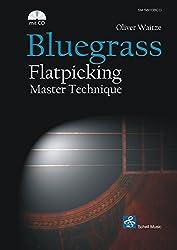 Flatpicking Master Technique, m. Audio-CD