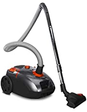 AGARO Storm 2000-Watt Vacuum Cleaner with Powerful Suction (Black)