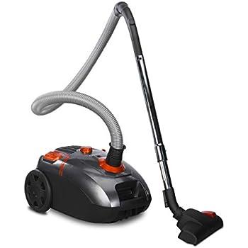 AGARO Storm 2000-Watt Vacuum Cleaner with Powerful Suction (Black)