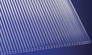 polycarbonat stegplatten hohlkammerplatten klar 3000 x 1050 x 6 mm baumarkt. Black Bedroom Furniture Sets. Home Design Ideas