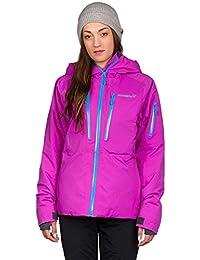 Norrona Jackets Lofoten Gore-Tex Primaloft Jacket Purple S