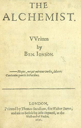 Descargar It En Torrent The Alchemist [1612 Edition] PDF En Kindle