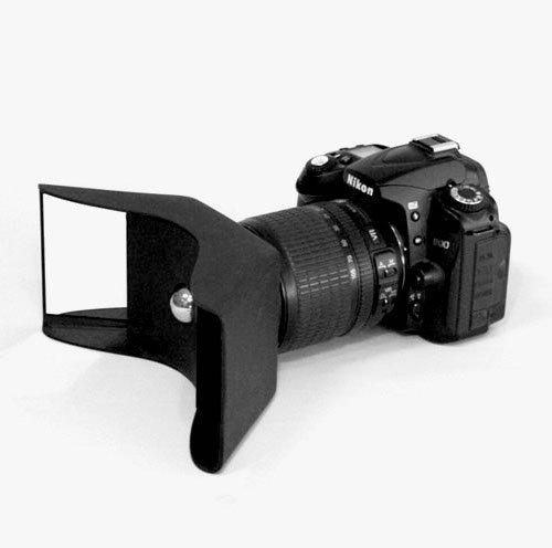 Kula KD1D77 Deeper 3D lens für Kamera schwarz