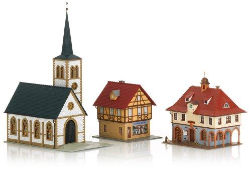Märklin 72785 - Bausatz-Paket Dorf