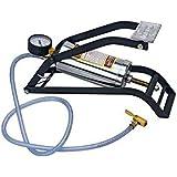Gooseberry Air Pressure Foot Pump Air Pump For Bike, Car , Motorcycle ,Balls, Etc (Blue)