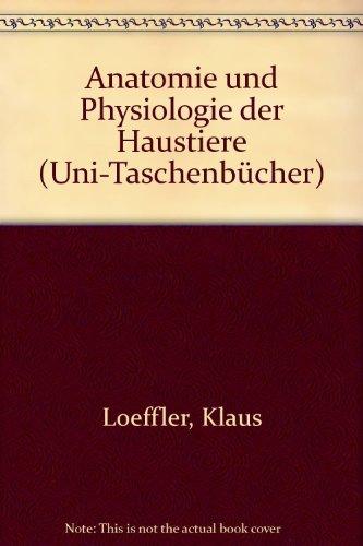Download Anatomie und Physiologie der Haustiere PDF - PhilanderCato