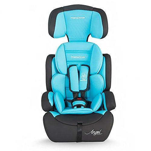 Asiento de coche ML-820 mamalove Angel azul