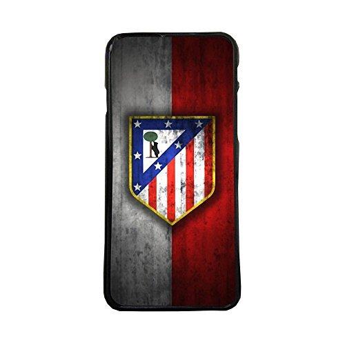 Funda carcasa para móvil escudo atletico de madrid colchonero compatible con Samsung Galaxy S6 Edge Plus
