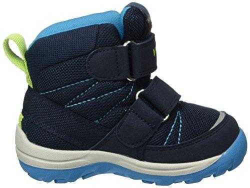 Viking Unisex-Kinder Rissa Mary Jane Halbschuhe Blau (Navy/Blue 535)