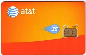 AT&T MicroSIM-Karte Starterpaket (USA)