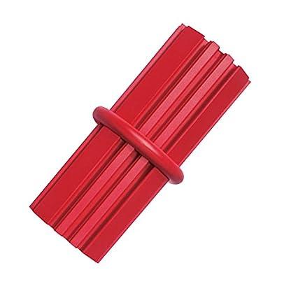 KONG Dental Stick Dog Toy, Red 1