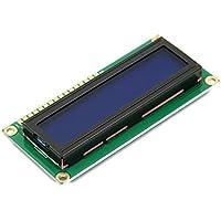 1602 16x2 Zeichen LCD Display Modul HD44780 blau mit Backlight für Arduino