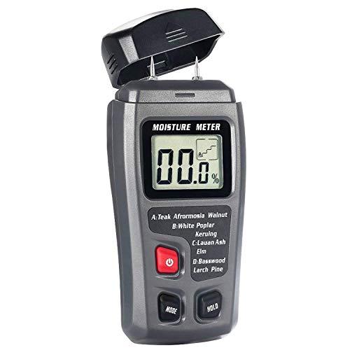 Messung Und Analyse Instrumente Feuchtigkeit Meter Präzision Digitale Holzfeuchte-messgerät Lcd Display Hygrometer Temperatur Luftfeuchtigkeit Tester Meter Wetterstation Diagnose-tool