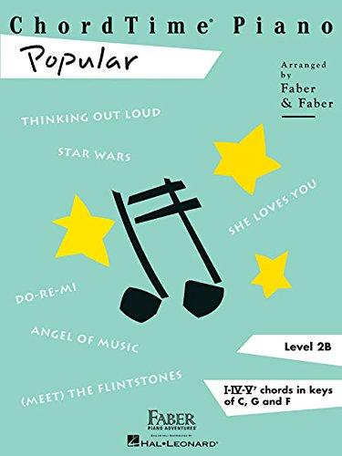 Chordtime Piano - Popular (Chordtime Popular)