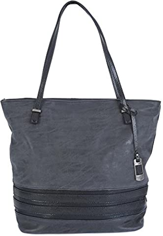 David Jones , Damen Tote-Tasche schwarz L