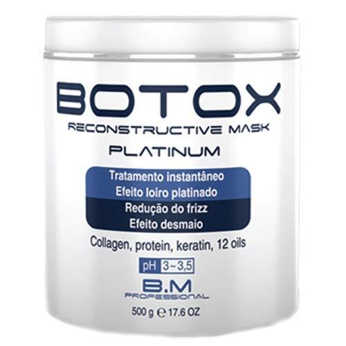Botox bm platinium bresil 500GR