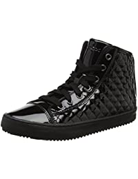 Geox Mädchen J Kalispera Girl F Hohe Sneaker