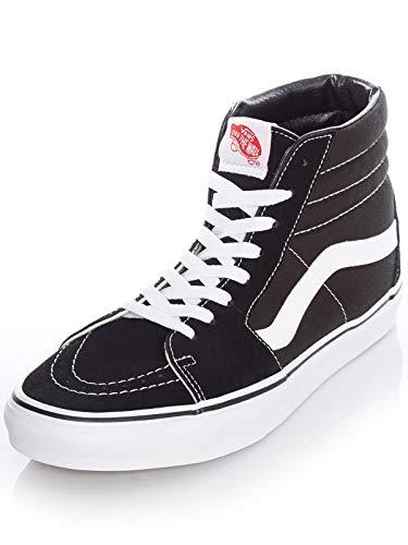Vans Herren U SK8-HI High-Top Sneaker,Schwarz (Black), 46 EU - High-top-freizeitschuhe