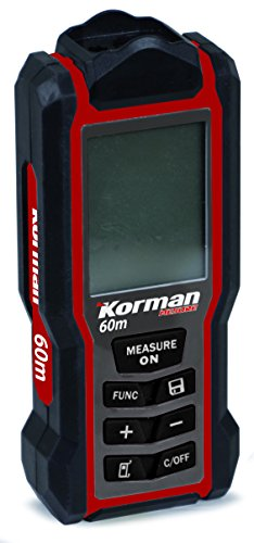 Korman 504102–Livella laser, 30m