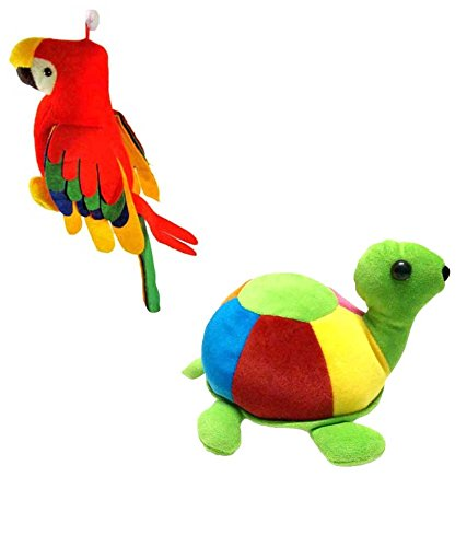 Deals India Musical Parrot And Tortoise Combo  available at amazon for Rs.225