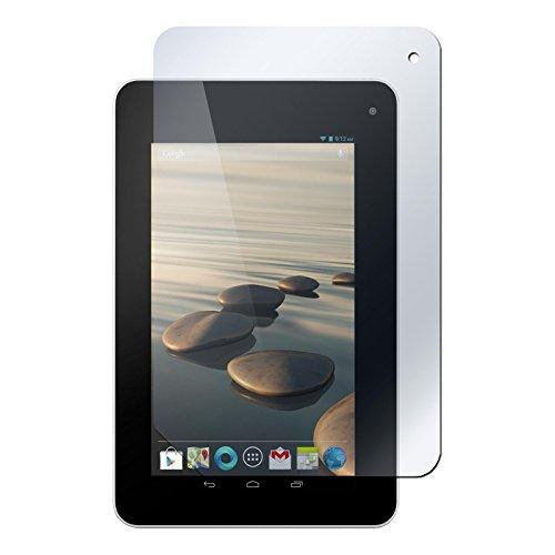 Preisvergleich Produktbild 2 x Displayschutzfolie klar für Acer Iconia B1-710 von PhoneNatic
