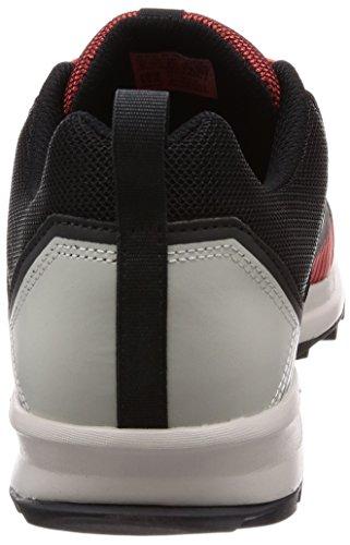 adidas Herren Terrex Tracerocker Traillaufschuhe Rot (Hirere/Cblack/Carbon Hirere/Cblack/Carbon)