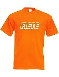 Reifen-Markt Sweatshirt Hashtag #Fiete f/ür Damen Herren und Kinder in den Farben Schwarz Weiss Blau mit Aufdruck
