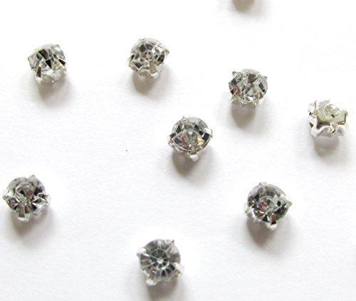 100-x-ss16-4mm-premium-qualitat-zum-aufnahen-aufkleben-auf-kristallglas-kristallen-in-silber-gehause