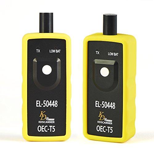 RDKS Anlernsystem Reifenventilaktivator EL-50448 für OPEL GM TPMS wieder Werkzeug Auto Reifen Druck Monitor Sensor KD - Gmc-modul