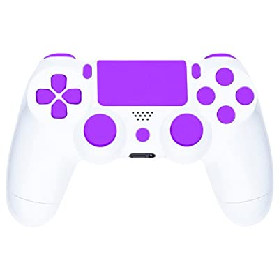 Playstation 4 Custom Controller -Arctic Purple