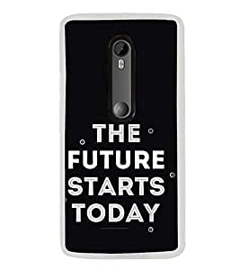 Fuson Designer Back Case Cover for Motorola Moto G3 :: Motorola Moto G (3rd Gen) :: Motorola Moto G3 Dual SIM (India Indian World Quote Universe)
