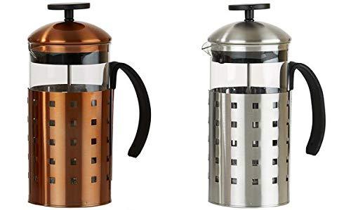 Ritzenhoff & Breker Kaffeebereiter ´GIULIA´, 1 l, kupfer, Sie erhalten 1 Packung