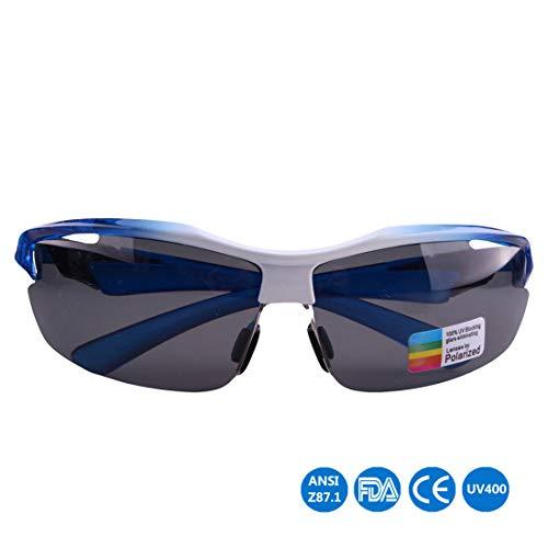 Polarisierte Sonnenbrille mit UV-Schutz Coole Polarisierte Sport Sonnenbrille Männer Frauen Für Outdoor Radfahren Baseball Laufen Angeln Golf Klettern Superleichtes Rahmen-Fischen, das Golf fährt