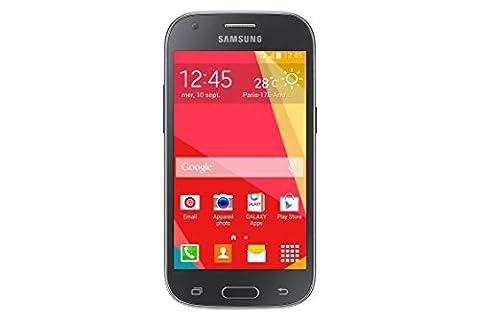Samsung Galaxy Ace 4 Smartphone débloqué 4G (Ecran: 4,3 pouces 1 Go Simple SIM Android) Gris