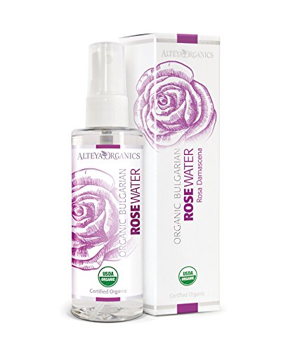 Agua de Rosa Búlgara Suero (Spray) 100 ml - Rosa (Rosa Damascena) - Regenerativa