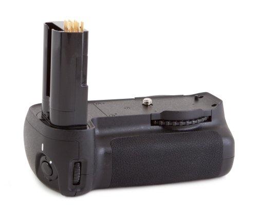 Meike MEIKEBGNIKOND90   Empuñadura para cámaras digitales Nikon D80 y D90, negro