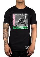 Official The Clash London Calling T-Shirt Punk Rock Music Cut the Crap Album