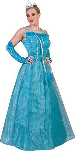 Prinzessin Cinderella Kostüm für Damen Gr. 44 46 (Cinderella Kostüm Erwachsene)