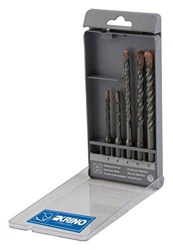 krino-03165403-punte-sds-plus-per-cemento-e-calcestruzzo-set-da-7-pezzi-acciaio