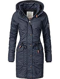 Khujo Damen Mantel Wintermantel Winterparka Baumwollparka YM-Mell (vegan  hergestellt) 5 Farben XS f77e8f83f0