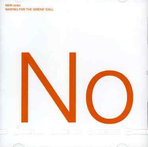 New Order: Waiting For The Sirens' Call (Audio CD)