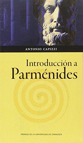 Introducción a Parménides (Humanidades)