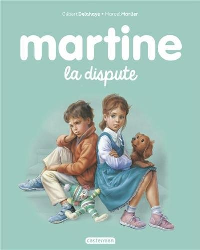 Martine, Tome 57 : La dispute