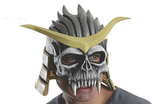 (Rubie's Mortal Kombat Shao Kahn Maske Latex Herrenmaske Maske für Heeren)