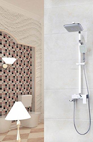 Luxurious shower An der Wand befestigt 54000/5 Chrom 8